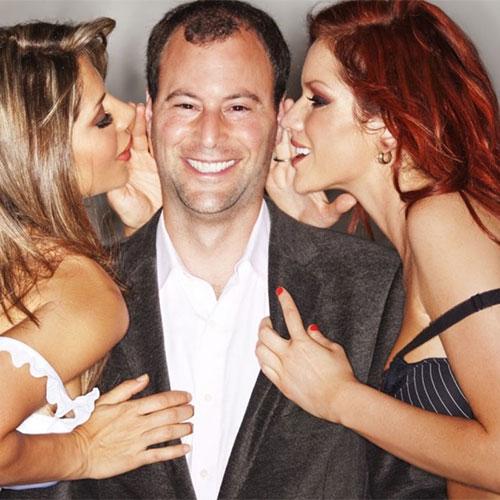Retro nude latinas